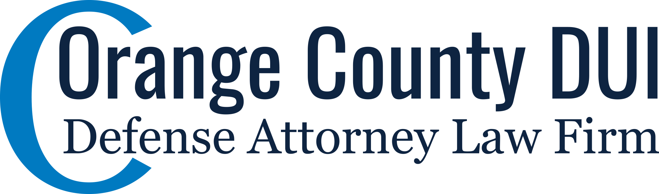 Orange County DUI Defense Attorney Law Firm logo